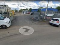 Yard Space to rent in Rutherglen