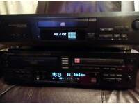 Pioneer PDR W739 CD Recorder plus 2x more CD players