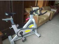 Professional spin bike. Rrp 649