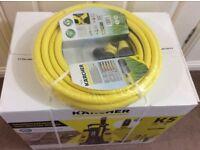 KARCHER K5 FULL CONTROL + HOME KIT PRESSURE WASHER PLUS ADDITIONAL 10 METRE HOSE SET