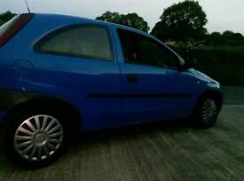 Corsa 2003 clean car! Cheap!! not clio polo
