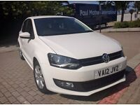 Volkswagen Polo 1.2 Match 5dr Perfect condition!!! 8 months Warranty!!