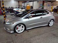 Honda Civic Type R GT 200hp Rage