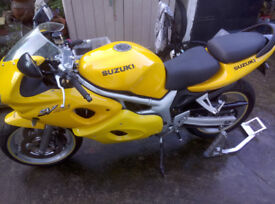 2002 Suzuki SV650S for sale ,