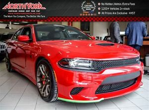 2017 Dodge Charger New Car SRT Hellcat|H/K Audio Pkg|Nav|Sunroof