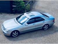 Mercedes Benz-320D S Class 1 Owner. Year -2004 Face Lift - 3.2 litre diesel