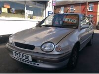 TOYOTA COROLLA 1.6 AUTOMATIC LONG MOT