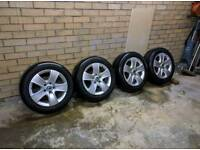 "16"" Alloy wheels , skoda , Vw , Seat"