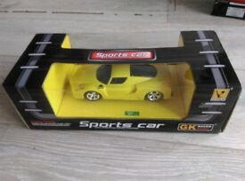 Remote control sports car - New In Box