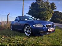 Bmw z4 m sport high spec ( not a4, tt, clk, SL, m3, 3 series, a5,6 series)