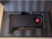 Sapphire Radeon RX 480 8GB Graphics Card - excellent condition