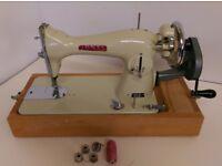 Jones D.66 Heavy Duty Jones D66 Hand Driven Sewing Machine