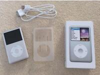 iPod Classic 160gb - excellent condition
