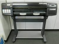 HP 1050C Large format printer