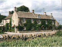 HEAD CHEF REQUIRED FOR COUNTRY HOUSE HOTEL. PAYING UP TO £35,000. EASY ACCESS TO OXFORD, CHELTENHAM
