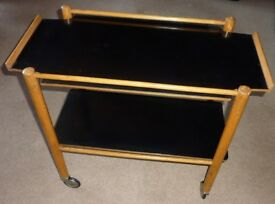 1950's-1960's Vintage drinks/food trolley, Retro, Shabby Chic