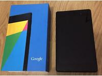 "Google Nexus 7 ‑ Wi‑Fi ‑ 32 GB ‑ Black ‑ 7"" 2nd Gen"