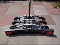 Thule 3 Bike Carrier hardly used - save £100s on new