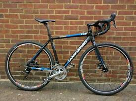 Boardman cx comp cyclocross/adventure /gravel bike (medium - 54cm)