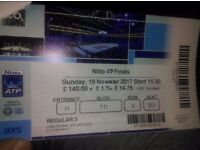 ATP Finals tickets at great price