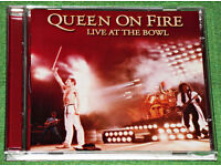 Queen – Queen On Fire: Live At The Bowl (2xCD 2004 Album)!!!