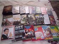 31 DVDs (Some Box Sets )