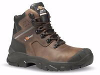 BRAND NEW GREENLAND SAFETY BOOTS BROWN COMPOSITE TOE AND VERY LIGHTWEIGHT ALL SIZES