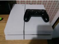 Ps4 with pad