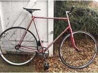 Viscount Fixie Bicycle