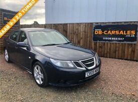 image for 2010 09 SAAB 9-3 2.0 TURBO EDITION 4d 150 BHP***GUARANTEED FINANCE***PART EX WELCOME***