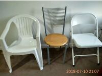 Individual chairs for sale