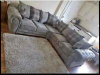 Brand new verona corner sofa- UK manufactured