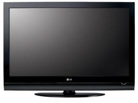 LG 42 inch ,hd ready flat screen tv with freeview