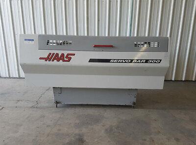 Haas Bar 300 Feeder Diameter 0.25-3.125 Length 60
