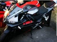 Yamaha yzf r125 for sale