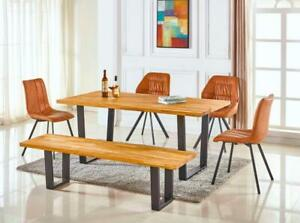 MODERN DINING TABLE ONLY (CR2420)