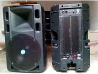 Rcf active speakers