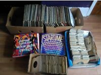 record collection over 200 singles over 150 albums