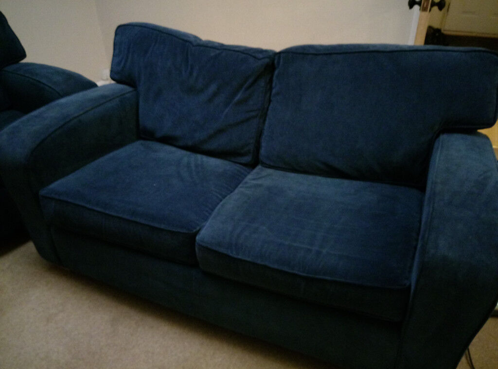 3 and 2 seater matching sofas