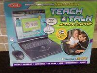 Kids Teach & Talk Activity Laptop