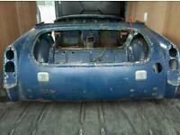 1967 sprite midget body shell