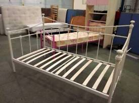 Modern Day Bed Frame. Delivery Available