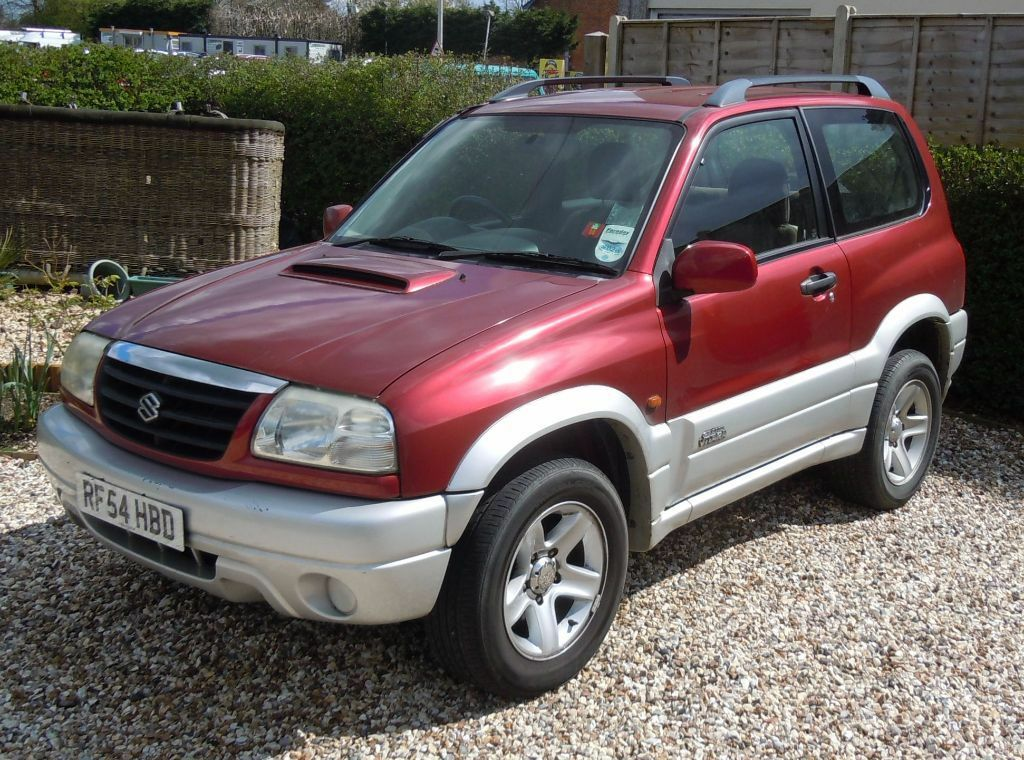 suzuki grand vitara 2 0td diesel 3 door in newbury berkshire gumtree. Black Bedroom Furniture Sets. Home Design Ideas