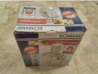 Used Juicer Bomann 450 Watt Juice Container 0.5 L, one time used