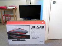 Hitachi 24 Inch Smart HD Ready TV/DVD Combi