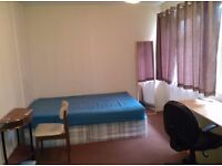 furnished double room to let. bill included