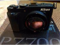 NIKON P7700 PERFECT CONDITION