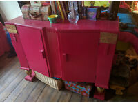 LOVELY RECONDITIOED SIDEBOARD UNIT