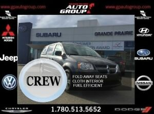 2016 Dodge Grand Caravan Crew | Fuel Efficient | Cargp Space
