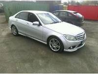 Mercedes c220 cdi sport blue efficiency